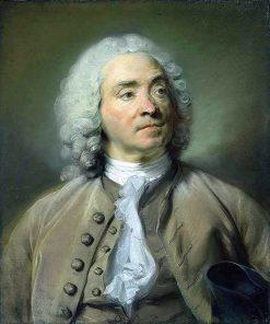 Portrait of the Engraver
