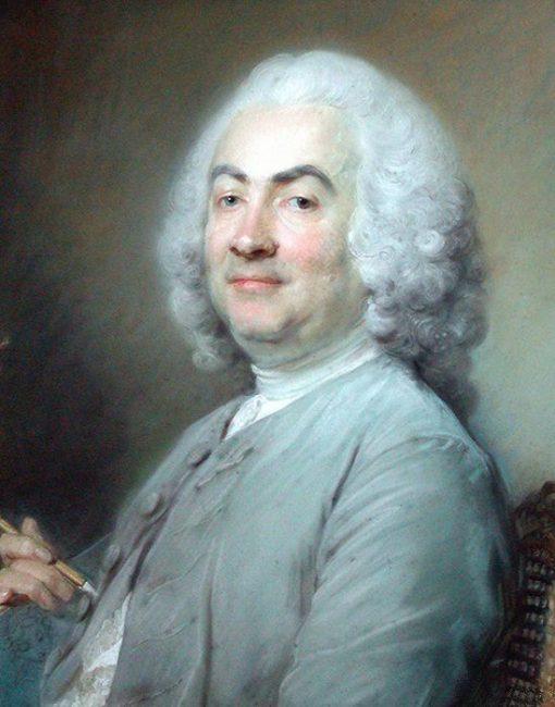 Portrait of Laurent Cars