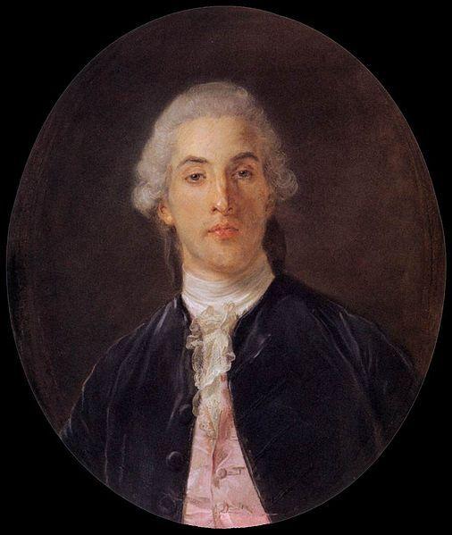 Monsieur Tassin de la Renardiere | Jean Baptiste Perronneau | Oil Painting