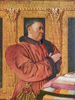 Portrait of William Jouvenel des Ursins (1401-1472)