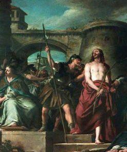 Christ before Pilate | Jean Francois de Troy | Oil Painting