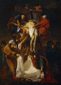 The Descent from the Cross | Jean Jouvenet | Oil Painting