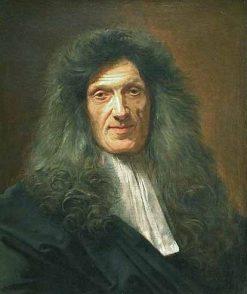 Doctor Raymond Finot | Jean Jouvenet | Oil Painting