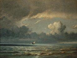 Marine | Jules DuprE | Oil Painting