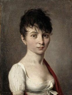 Madame Arnault de Gorse | Louis LEopold Boilly | Oil Painting