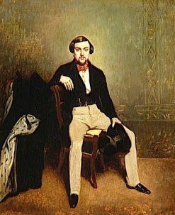 Monsieur Dubreuil | Octave Tassaert | Oil Painting