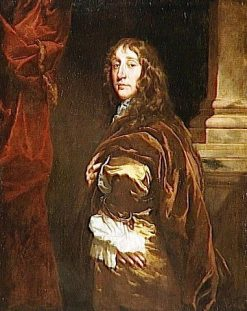 Portrait of a Man | Peter Lely | Oil Painting