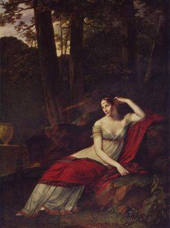 Portrait of Empress Josephine | Pierre Paul Prud'hon | Oil Painting