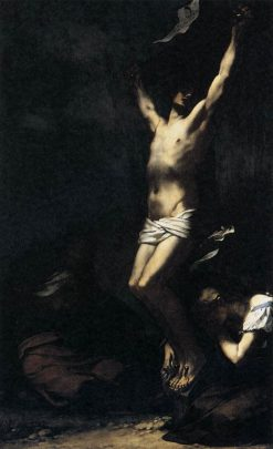 Crucifixion | Pierre Paul Prud'hon | Oil Painting