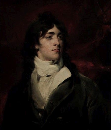 Charles William Bell | Thomas Lawrence | Oil Painting