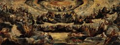 Paradise | Tintoretto | Oil Painting