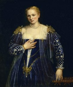 Portrait of a Woman(also known as The Bella Nani) | Veronese | Oil Painting