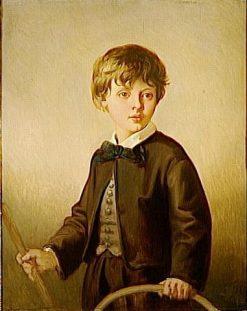 Henri Mottez   Victor Louis Mottez   Oil Painting