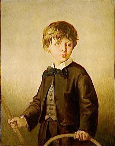 Henri Mottez | Victor Louis Mottez | Oil Painting