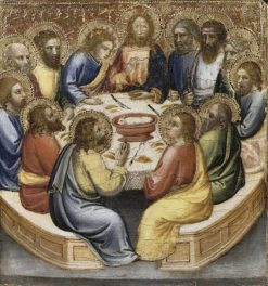 Scenes from the Life of Christ: The Last Supper | Mariotto di Nardo | Oil Painting