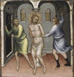 The Flagellation   Mariotto di Nardo   Oil Painting
