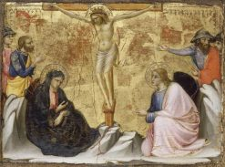 Scenes from the Life of Christ: Crucifixion | Mariotto di Nardo | Oil Painting
