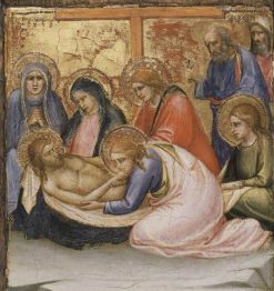Scenes from the Life of Christ: Lamentation | Mariotto di Nardo | Oil Painting