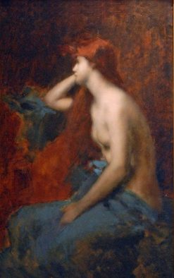 Rêverie | Jean Jacques Henner | Oil Painting