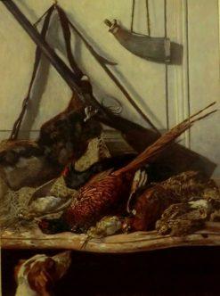 Trophée de chasse | Claude Monet | Oil Painting