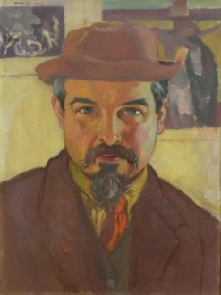 Self Portrait | Maurice Denis | Oil Painting