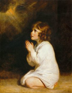 The Infant Samuel | Sir Joshua Reynolds | Oil Painting