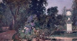 The King's Garden in Versailles | Raimundo de Madrazo y Garreta | Oil Painting