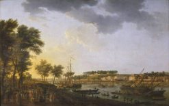 View of Bayonne | Claude Joseph Vernet | Oil Painting
