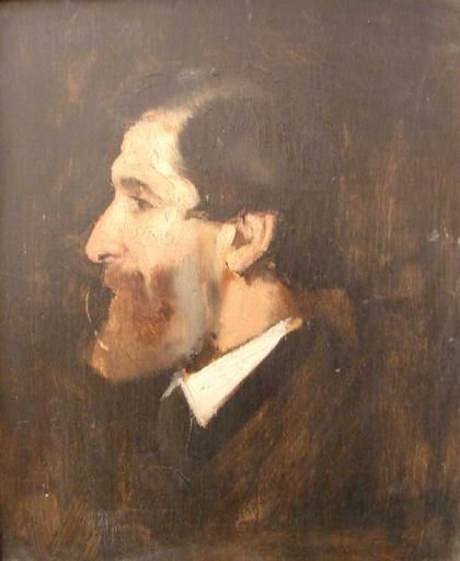 Charles Ziegler | Jean Jacques Henner | Oil Painting