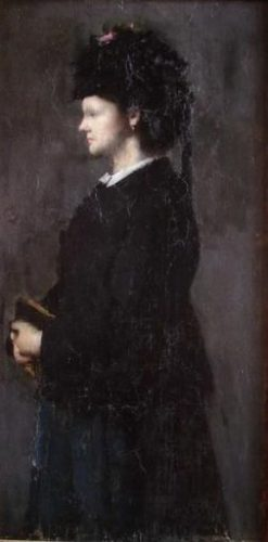 Eugénie Henner | Jean Jacques Henner | Oil Painting