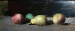 Still-Life with a Pear and Peaches | Jean Jacques Henner | Oil Painting