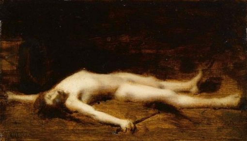 Bara | Jean Jacques Henner | Oil Painting