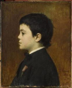 Joseph Tournois | Jean Jacques Henner | Oil Painting