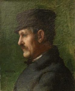 Séraphin Henner | Jean Jacques Henner | Oil Painting