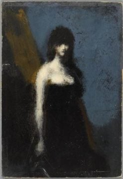 Judith | Jean Jacques Henner | Oil Painting