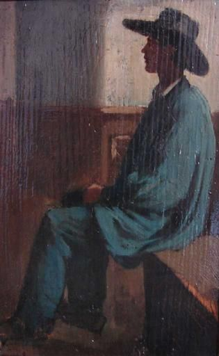 Alsatian Peasant | Jean Jacques Henner | Oil Painting