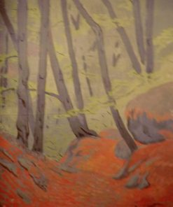 Undergrowth at Huelgoate | Paul SErusier | Oil Painting
