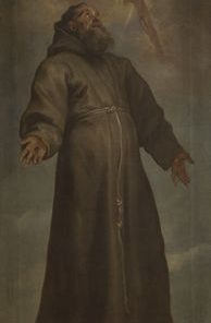 Saint Francis of Assisi | Anthony van Dyck | Oil Painting