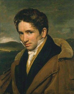 Portrait of Architect F T Suys   Francois Joseph Navez   Oil Painting