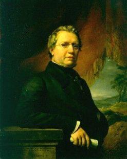 Portrait of Etienne Le Roy | Francois Joseph Navez | Oil Painting