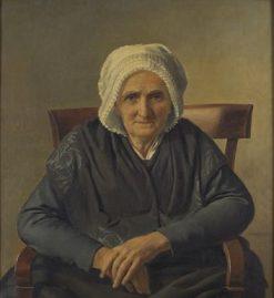 Portrait of Madame Doucet | Francois Joseph Navez | Oil Painting