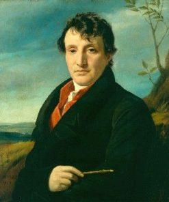 Portrait of Henri Van Assche