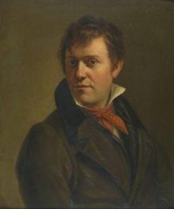 Portrait of Henri Voordecker