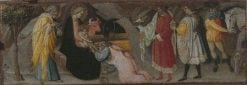 Adoration of the Magi   Giovanni dal Ponte   Oil Painting
