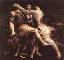 Hercuba Blinding Polymnestor | Giuseppe Maria Crespi | Oil Painting