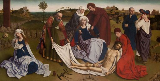 Lamentation | Petrus Christus | Oil Painting