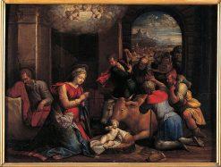 Adoration of the Shepherds | Il Garofalo | Oil Painting