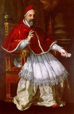 Pope Urbanus VIII (Maffeo Barberini)   Pietro da Cortona   Oil Painting