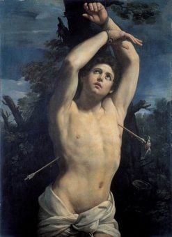 Saint Sebastian | Guido Reni | Oil Painting