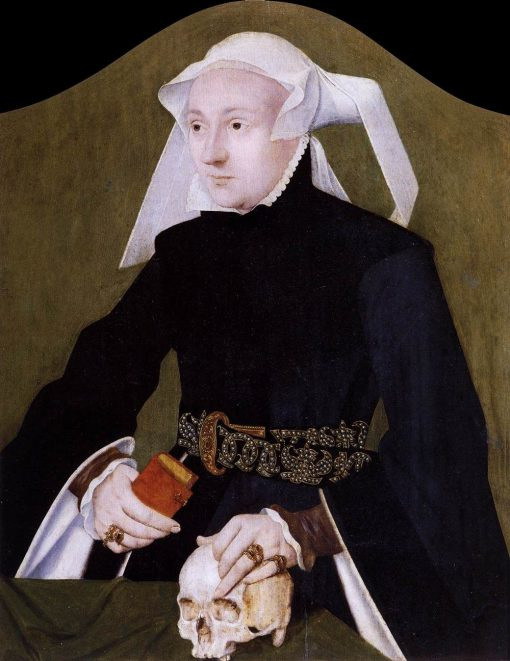 Portrait of a Noblewoman | Bartholomaeus Bruyn the Elder | Oil Painting